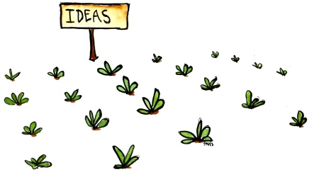 growning innovation and finding ideas