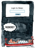 login-to-sleep-illustration