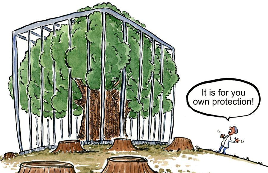 Illustration Frits Ahlefeldt FritsAhlefeldt.com