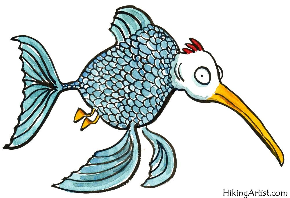mutated fish 1