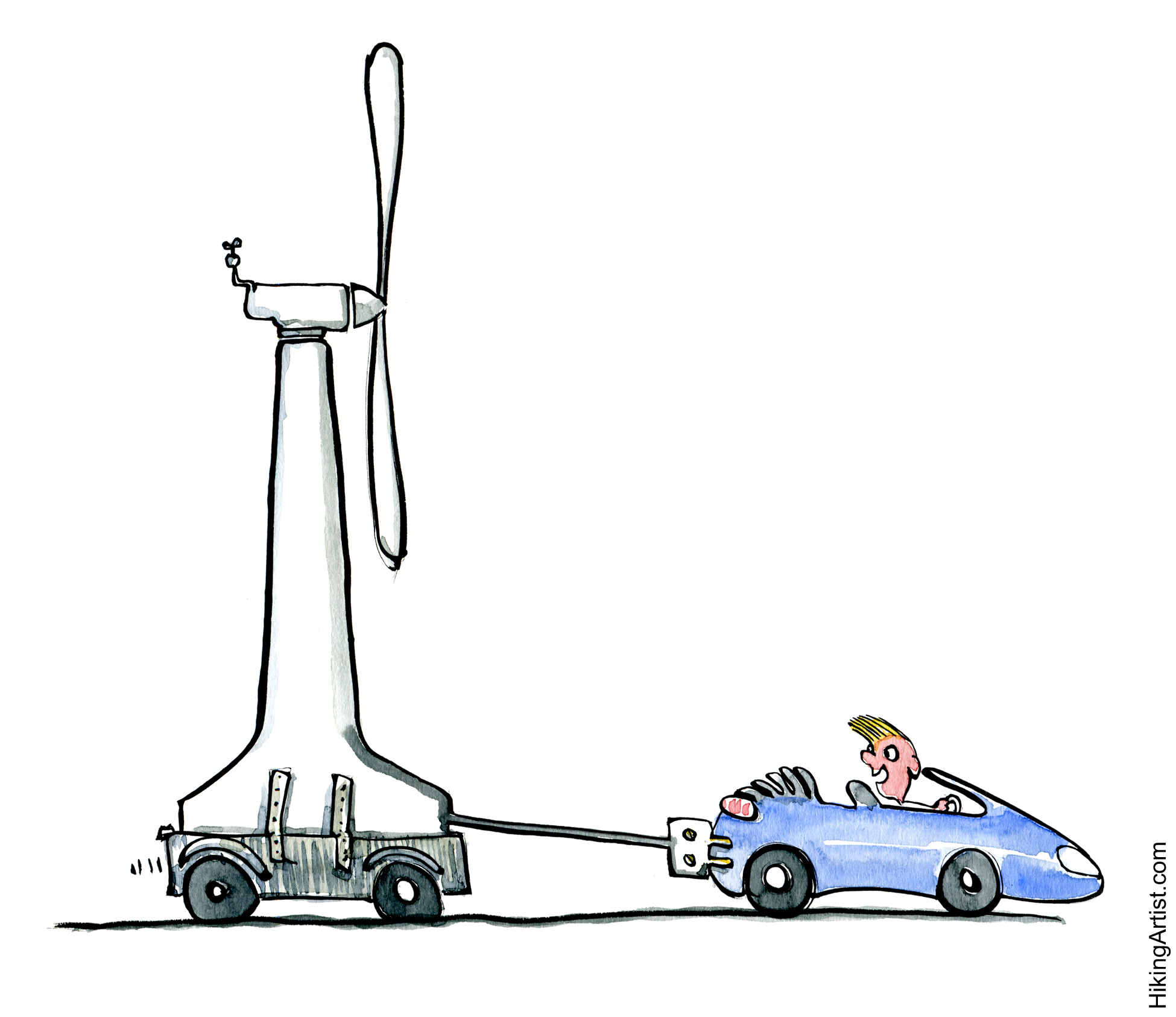 Projects On Electric Cars