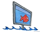 monitor-fish-rising-sea