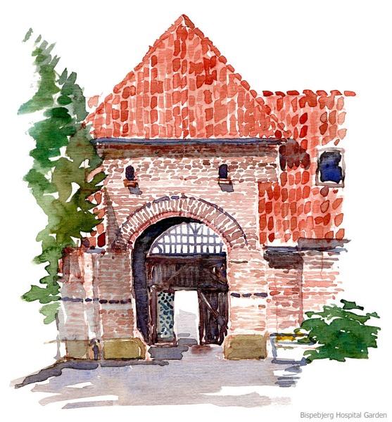 indgang-port