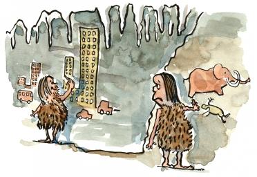 illustration by Frits Ahlefeldt