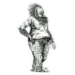 004-ink-sketch-character-man-with-cigarette-hat-square-by-frits-ahlefeldt-fss1