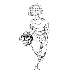 028-ink-sketch-woman-with-basket-bare-feet-people-by-frits-ahlefeldt-fss1-hat-square