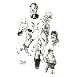 019-ink-sketch-street-people-by-frits-ahlefeldt-hat-square