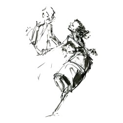 013-ink-sketch-man-woman-dancing-tango-by-frits-ahlefeldt-hat-square-fss1